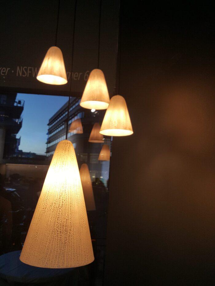 capelo lamp cases- pendel