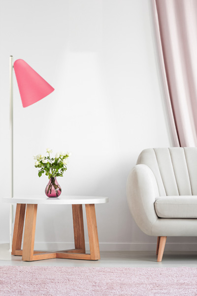 capelo-series-floorlamp-rose