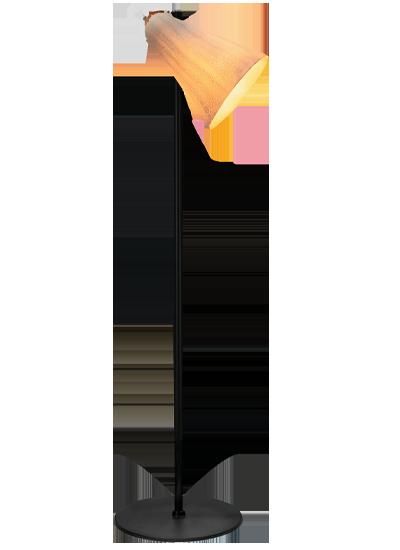Sort standerlampe dragonFly