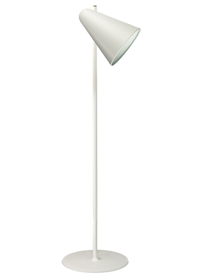 Floor lamp white