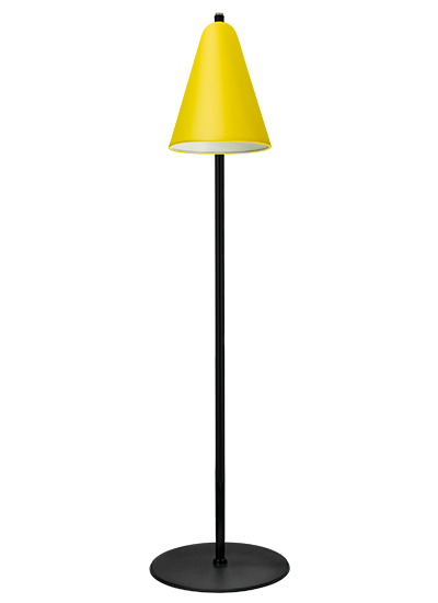 floorlamp-yellow-with-black-frame