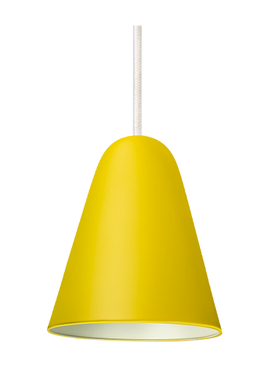 Pendant zinc yellow