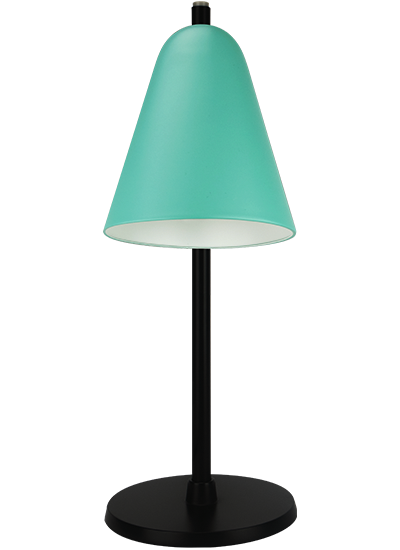tablelamp-green-with-black-frame1