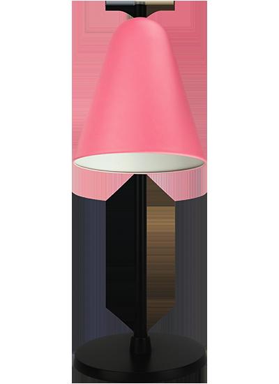 tablelamp-rose-with-black-frame1