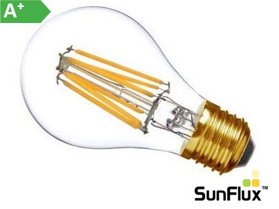 LED bulbs E27 dimmable 2100K